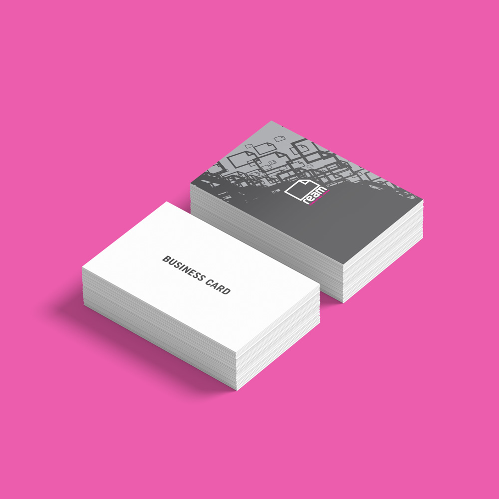 Business cards belfast northern ireland ream print solutions reheart Images