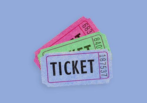 Ballot / Raffle Tickets